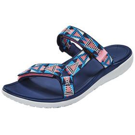 Teva Terra-Float Lexi Sandalen Dames roze/blauw